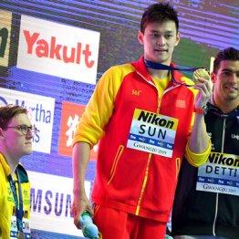 世界水泳の表彰台で見えたナショナリズムと人種間権力争い