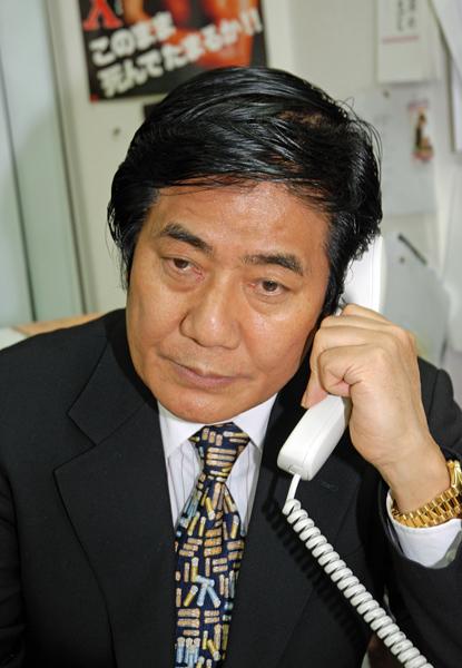 村西とおる(C)日刊ゲンダイ