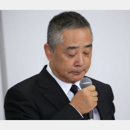 吉本興業の岡本昭彦社長(C)日刊ゲンダイ