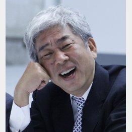 吉本興業の大崎会長(C)日刊ゲンダイ