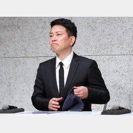 宮迫博之(C)日刊ゲンダイ