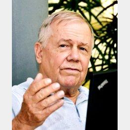 ジム・ロジャーズ氏は4年前から関心(NNA=共同)(C)日刊ゲンダイ