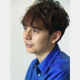 ハリー杉山さん(C)日刊ゲンダイ