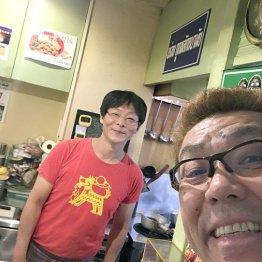 亜州食堂チョウクのマスター・片倉昇さんと