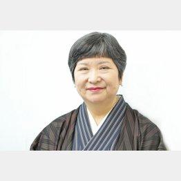 歴史時代小説家の植松三十里さん(C)日刊ゲンダイ