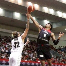 八村塁の強みと弱み バスケ男子日本代表前監督が明かす