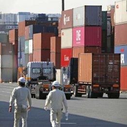 韓国、中国、東南アジアの国々、絶妙な国際分業体制のおかげで日本経済は何とか回っている(C)共同通信社