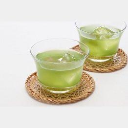 氷水出し緑茶はいいことずくめ!(提供写真)