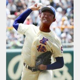 星稜高校の奥川恭伸投手は12球団OK(C)日刊ゲンダイ