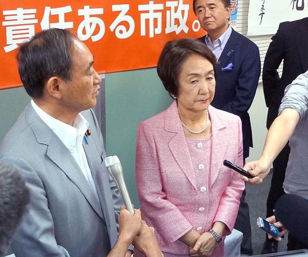 横浜市カジノ誘致へ 林市長「白紙」が態度一変で近く表明|日刊 ...