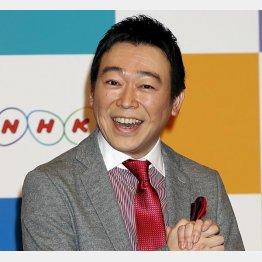 NHKの小田切千アナウンサー(C)日刊ゲンダイ