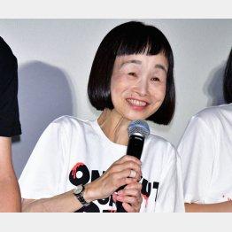 インパクト絶大(C)日刊ゲンダイ