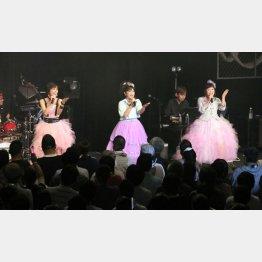 「唯、結花、由真三姉妹コンサート~Remember2019~」/photo  Masataka Yoshida