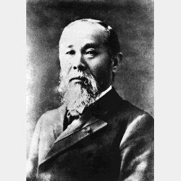 初代韓国統監に就任した伊藤博文(C)共同通信社