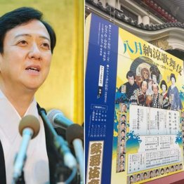 8月納涼歌舞伎で手腕発揮「演出家」坂東玉三郎の面目躍如