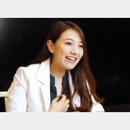 山名裕子さん(C)日刊ゲンダイ