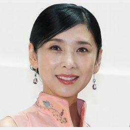 黒木瞳(C)日刊ゲンダイ