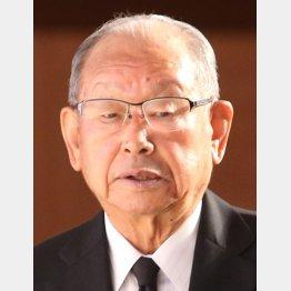 吉田義男氏(C)日刊ゲンダイ