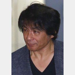 不起訴処分で釈放されたASKA(C)日刊ゲンダイ