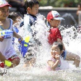 夏休みも残りわずか…お金を使わず子供と遊べる施設を活用