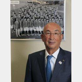 セントラルスポーツの後藤忠治会長(C)日刊ゲンダイ