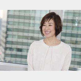 この笑顔が大事(C)日刊ゲンダイ