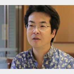 歴史研究家、作家の河合敦さん(C)日刊ゲンダイ