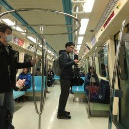 日本人の礼儀はどこへ行った 台湾の人は優先席に座らない