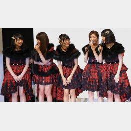 AKB48(C)日刊ゲンダイ