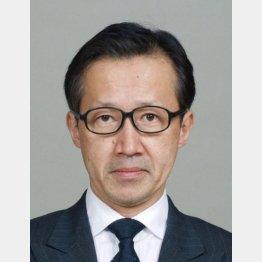 北村滋内閣情報官(C)共同通信社