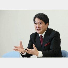 河合雅司さん(C)日刊ゲンダイ