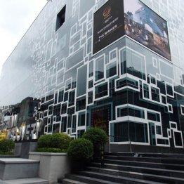 斬新なバンコクのショッピングモールに完敗した日系百貨店