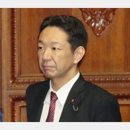 上野宏史衆院議員(C)日刊ゲンダイ