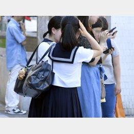 学校は始まったが…(写真はイメージ)/(C)日刊ゲンダイ