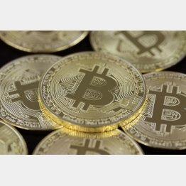 通貨承認の計算行為はその難しさから「マイニング(採掘)」と呼ばれる/(C)日刊ゲンダイ
