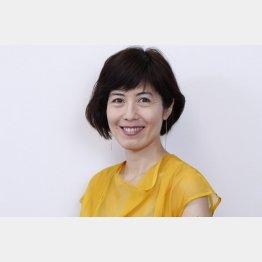 タレント、エッセイストの小島慶子さん(C)日刊ゲンダイ