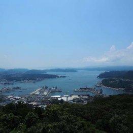 鎮守府開庁から今年で130年 長崎県佐世保市で巡る日本遺産