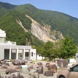 地蔵峠(長野)は大和時代と現代をつなぐタイムカプセル