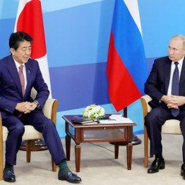 日本完敗で達成された 安倍晋三の「戦後外交の総決算」