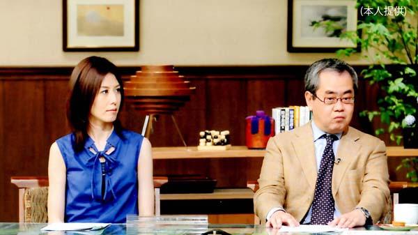 退職前には「時事放談」も担当した小島慶子さん(C)日刊ゲンダイ
