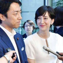 8月に電撃結婚発表をした小泉進次郎環境相と滝川クリステル