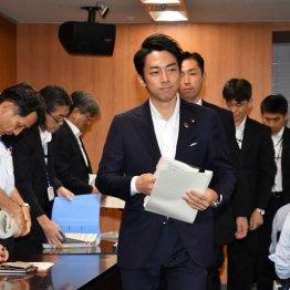 安倍首相も大誤算 進次郎の人気凋落「次の総理」調査9P減
