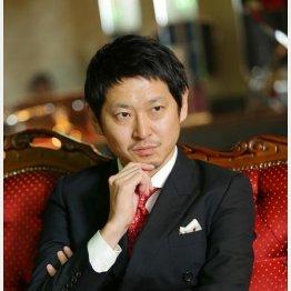 手塚マキさん(C)日刊ゲンダイ