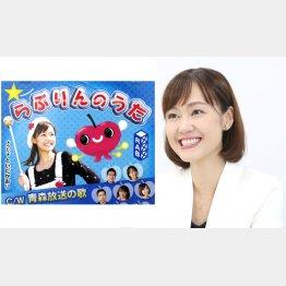 フリーアナウンサーの樋田かおりさん(C)日刊ゲンダイ
