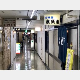 「自由が丘デパート」は昭和の薫りプンプン(C)日刊ゲンダイ