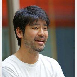 WHILL 杉江理CEO(C)日刊ゲンダイ