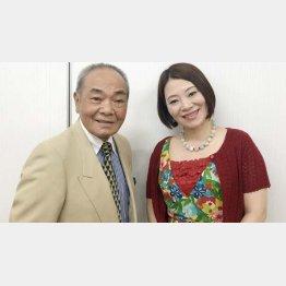 父娘漫才「三吾・美ユル」/(C)日刊ゲンダイ