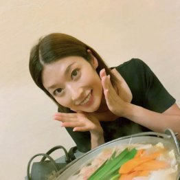 相撲茶屋 寺尾(両国)熱々ちゃんこのニラと白菜で疲労回復