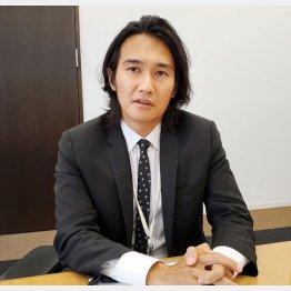 弁護士法人ベリーベスト法律事務所の酒井将代表(C)日刊ゲンダイ