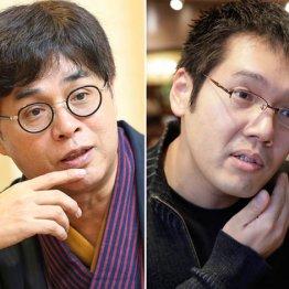 秋の新番組対決「松之丞のテレ朝vs志らくのTBS」 軍配は?